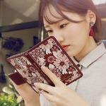 MrH(ミスターエイチ)スマホウォレットケース/ファーバー By iphoneXS MAX