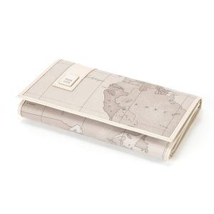 PRIMACLASSE(プリマクラッセ)PSW8-2129三つ折り長財布(ミントグレイ)