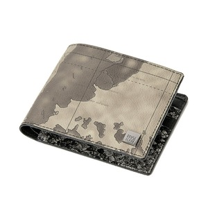 PRIMACLASSE(プリマクラッセ)PSW8-2135スネーク仕様二つ折り財布(グレイ)