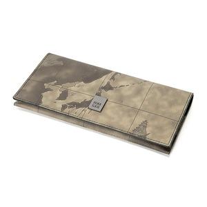 PRIMACLASSE(プリマクラッセ)PSW8-2136スネーク仕様長財布(グレイ)