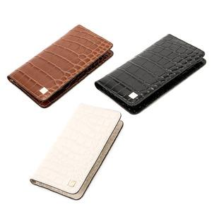 PRIMA CLASSE(プリマクラッセ)PSW9-2142 クロコ型押しレザー長財布 (アイボリー)