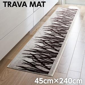 スミノエ ラグマット NEXTHOME TRAVA MAT トラバ マット 45×240cm モカの詳細を見る