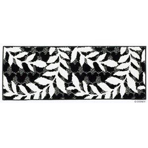 スミノエ DISNEY DMM-5005キッチンマット MICKEY/Laurel KITCHEN MAT 45×120cm ブラック 【日本製】