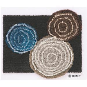 スミノエ DISNEY DMM-4025マット MICKEY/Ring MAT 60×70cm チャコールの詳細を見る