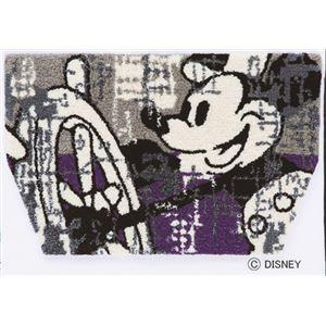 スミノエ DISNEY DMM-4023マット MICKEY/Steam MAT 50×80cm パープルの詳細を見る
