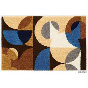 スミノエ DISNEY DMM-4041マット MICKEY/Semicircle MAT 50×80cm ブルーの詳細を見る