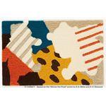 スミノエ DISNEY DMP-4042マット POOH/Collage MAT 50×80cm ブラウン 【日本製】