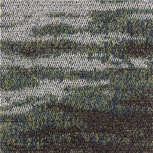 業務用 タイルカーペット 【ID-4302 50cm×50cm 16枚セット】 日本製 防炎 制電効果 スミノエ 『ECOS』