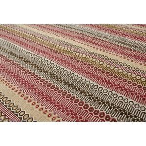 インド綿 ラグ コットンシールズ 140×200cm ピンク