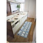 スミノエ スターウォーズ キッチンマット ストームトルーパー DMW-5001 45×120cm 【日本製】