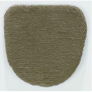 デザインライフ トイレフタカバー 洗浄用 VIF 48×49cm ベージュ - 拡大画像