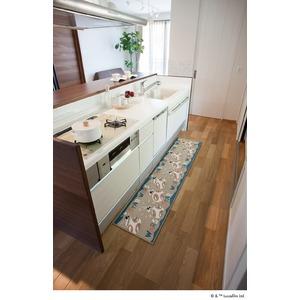 スターウォーズ 洗えるキッチンマット BB-8 DMW-5020 45×180cm