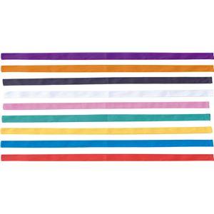 (まとめ)アーテック カラー鉢巻/はちまき 【パープル 紫】 綿100% 【×60セット】