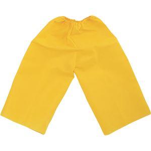 (まとめ)アーテック衣装ベース【Sズボン】不織布イエロー(黄)【×15セット】
