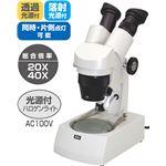 鏡筒回転双眼実体顕微鏡