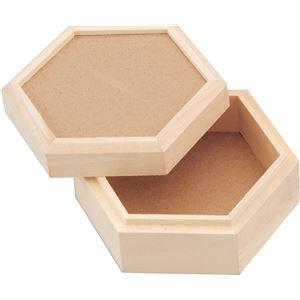 (まとめ)アーテック マルチボックス六角箱 【×...の商品画像