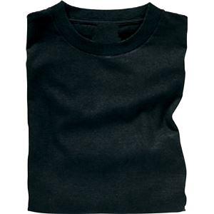 (まとめ)アーテック カラーTシャツJ 黒 【×40セット】