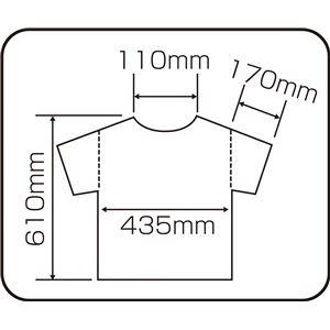 (まとめ)アーテック カラーTシャツ 【Jサイ...の紹介画像2