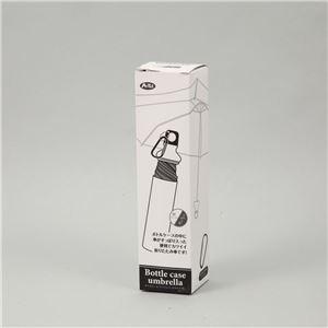(まとめ)アーテック ボトルinアンブレラ(カルビナ付)白/アイボリー 【×5セット】の写真1