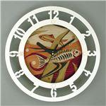メタリック時計 ウッドシートセット