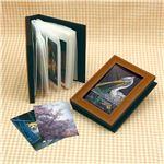 (まとめ)アーテック レザー調写真ファイル アートガラス 【×40セット】