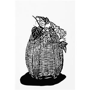 (まとめ)アーテックホワイト切り絵【×15セット】