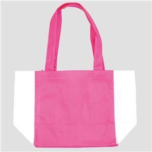(まとめ)アーテック カラフルミニトート(10枚組)ピンク 【×15セット】