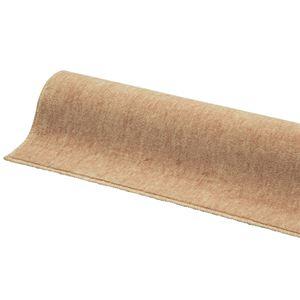 防ダニ・抗菌・防炎カットパイルカーペット 7: 本間3畳 ブラウンの詳細を見る