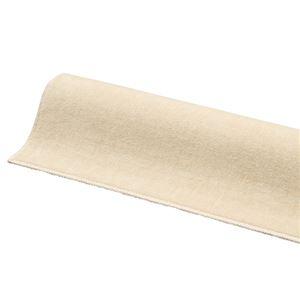 防ダニ・抗菌・防炎カットパイルカーペット 2: 江戸間3畳 アイボリーの詳細を見る