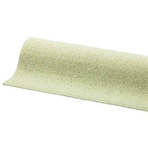 ウール100%撥水カーペット 1: 江戸間2畳 グリーンの詳細を見る