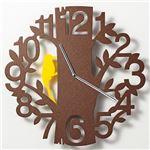 キツツキの振り子時計(ピークス)
