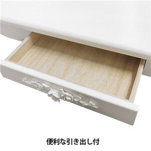 折れ脚猫足テーブル(折りたたみローテーブル) ...の紹介画像3