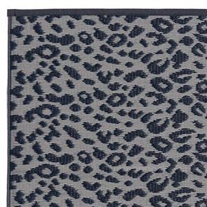 お買得PPラグ 1: 約174×174cm ブラックヒョウの詳細を見る