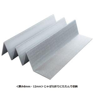 すべりにくい加工のアルミ断熱・保温シート単品 6: 8mm厚 約175×175cmの詳細を見る