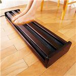 NEW床置き・足置きフットヒーター 2: 幅広型