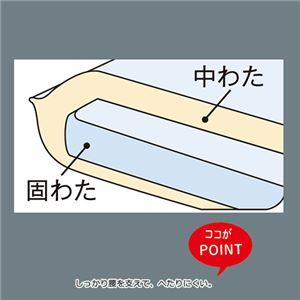 固わた入りマチ付き極厚敷布団 【2: ダブルサイズ/1枚】