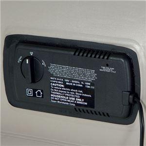 電動エアーベッド/エアーマットレス 【シングルサイズ】 厚み43cm 自動給排気ポンプ搭載 収納袋付き ベージュ