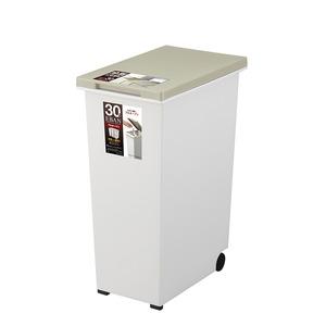 エバンペール フルオープンタイプ ゴミ箱/ダストボックス 30L