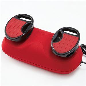 フィットネスマシン/エクササイズ器具 【幅47cm】 リモコン カバー付き レベル3段階 ABS樹脂 シリコンゴム 『スイングビート』