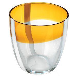 guzzini(グッチーニ) Table Art ワイングラス6P オレンジ 28690545 in gift box10P25Apr13 fs2gm