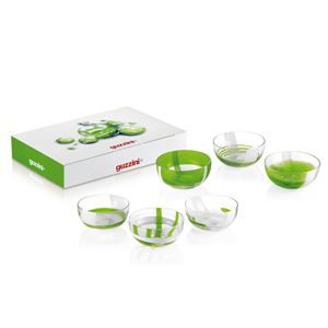 guzzini(グッチーニ) Table Art スモールボウル6P グリーン 28690744 in gift box10P25Apr13 fs2gm