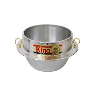 King キング釜 カン付き 24cm 1升5合炊き10P25Apr13 fs2gm