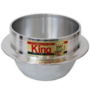 King キング釜 カン無し 40cm 7升5合炊き10P25Apr13 fs2gm