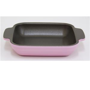 UMIC assiette(アシット) toaster & oven cookware スクエアM ローズピンク 10P25Apr13 fs2gm