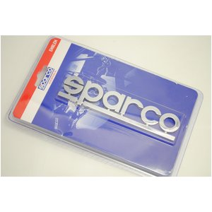 SPARCOロゴのクロームレターエンブレム SP...の商品画像