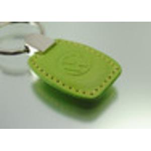 VW レザー キータグ グリーンの詳細を見る