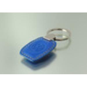 VW レザー キータグ ブルーの詳細を見る