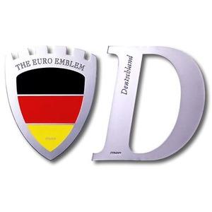 ミューズ ジ・ユーロエンブレム/Dドイツの詳細を見る