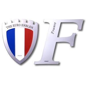 ミューズ ジ・ユーロエンブレム/Fフランスの詳細を見る