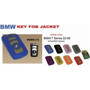 Au キージャケット BMW-BMWJ14 ブルーの詳細を見る